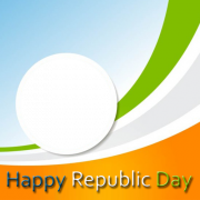 Happy Republic Day Wishes Photo Frame With Custom Name. Generate Your Republic Pics With Custom Photo. Online Photo Frame Maker For 26th January Republic Day