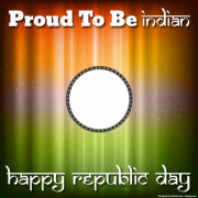 Republic Day 26th January Frame With Your Photo and Name. Create Whatsapp DP of Republic Day With Your Photo. Indian Republic Day Frame With Your Photo Maker