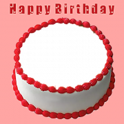 Create Birthday Photo Cake With Your Photo and Name Online