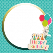 Create Beautiful Birthday Wishes Greeting With Your Photo For Whatsapp Profile Pics. Personalize Birthday Photo Frame With Name Online. Generate HBD Frame Online