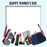 Personalize Womens Day Special Photo Frame With Your Photo. Customize Womens Day Photo Frame Online. Create Your Photo DP Pics For Womens Day. Happy Womens Day Pic