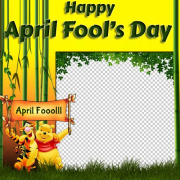 Create 1st April Fool Funny Greeting With Your Photo Online