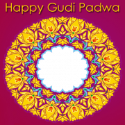 Make Gudi Padwa Festival Profile Pics With Your Photo Online. Print Photo on Gudi Padwa DP Picture. Happy Gudi Padwa Photo Frame Generator. Gudi Padwa Wish Card